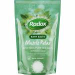 Radox Muscle Relax koupelová sůl, 900 g