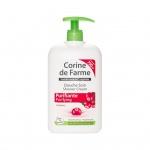 Corine de Farme brusinky a granátové jablko, sprchový gel s dávkovačem 750 ml