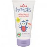 Alpa Batole s olivovým olejem jemný sprchový gel pro děti, 150 ml
