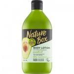 Nature Box Avocado Oil tělové mléko, 385 ml