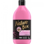 Nature Box Almond Oil tělové mléko, 385 ml