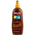 Astrid Sun OF30 olej na opalování, 200 ml