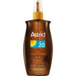 Astrid Sun OF20 olej na opalování ve spreji, 200 ml