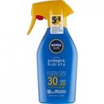 Nivea Sun Protect & Moisture OF 30 hydratační sprej na opalování, 300 ml