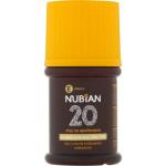 Nubian OF20 olej na opalování, 60 ml