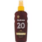 Nubian OF20 Sprej olej na opalování, 150 ml