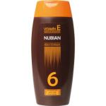 Nubian OF6 mléko na opalovaní, 200 ml