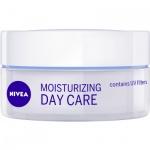 Nivea Essentials 24H Moisture Boost + Refresh zvláčňující denní krém, 50 ml