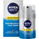Nivea Men Active Energy pleťový krém pro muže, 50 ml