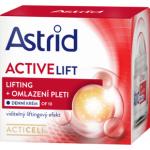 Astrid Active Lift Liftingový omlazující denní krém OF10, 50 ml