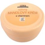 Luna Natural Vitamín E mandlový výživný krém, 200 ml