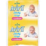 Alpa Aviril, dětský zásyp s azulenem, 100 g