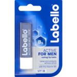 Labello Active for Men balzám na rty pro muže, 4,8 g