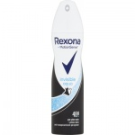 Rexona Invisible Aqua antiperspirant, 150 ml