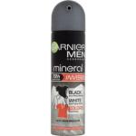 Garnier Mineral Neutralizer for Men, deodorant pro muže, ochrana 72 hodin, deosprej 150 ml