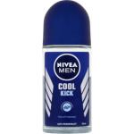 Nivea Men Cool Kick kuličkový antiperspirant, 50 ml