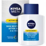 Nivea Men Active Energy 2v1 balzám po holení, 100 ml