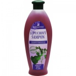 Herbavera lopuchový šampon pro lesk vlasů, 550 ml