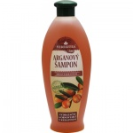 Herbavera arganový šampon s keratinem, 550 ml