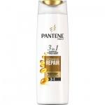 Pantene Pro-V 3v1 Intensive Repair šampon pro oslabené vlasy, 225 ml