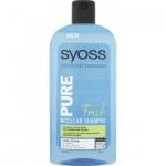 Syoss Pure Fresh micelární šampon pro normální vlasy, 500 ml