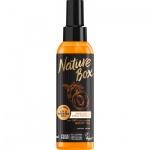 Nature Box Apricot Oil sprej pro lesk vlasů, 150 ml