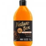Nature Box Apricot Oil balzám na vlasy, 385 ml