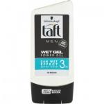 Taft Men Wet Power gel na vlasy s mokrým efektem, 150 ml