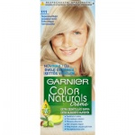 Garnier Color Naturals Creme, barva na vlasy, odstín zesvětlovač popelavě blond 111