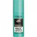 L\'Oréal Paris Magic Retouch, sprej pro okamžité zakrytí odrostů, tm. hnědá, 75 ml