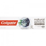 Colgate Natural Extracts Charcoal + White zubní pasta, 75 ml
