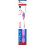 SOFTdent Kids s2111, zubní kartáček, měkký, barva dle výběru