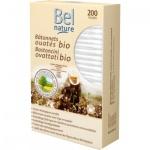 Bel Nature Family 100% bavlna vatové tyčinky, 200 ks