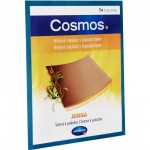 Cosmos hřejivá náplast s kapsaicinem, jemná, rozměry 12,5 x 15 cm, 1 kus