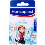 Hansaplast Junior Frozen dětské náplasti s polštářkem, 20 ks