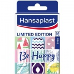 Hansaplast Be Happy náplast s polštářkem 16 ks