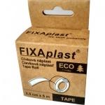 Fixaplast Eco textilní cívková náplast 2,5 cm x 5 m