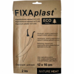 Fixaplast Eco Kapsaicínová náplast nature 12 × 16 cm, 2 ks