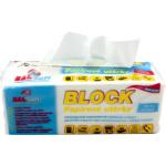 BALsoft Block 2vrstvé papírové utěrky, 200 ks v balení