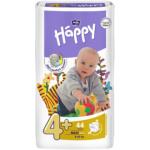 Bella Happy Junior Plus (4+), dětské pleny jednorázové, pro děti od 9 do 20 kg, balení 44 ks
