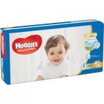 Huggies Ultra Comfort Jumbo 4 dětské pleny 8 až 14 kg, 50 ks