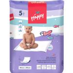 Bella Happy, dětské přebalovací podložky, 90 cm x 60 cm, balení 5 ks