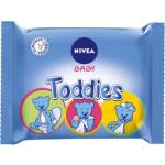 Nivea Baby Multi Toddies, extrémně jemné ubrousky, balení 60 kusů