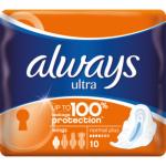 Always Ultra Normal Plus dámské vložky, 10 ks