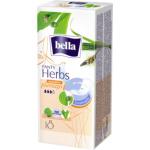 Bella Herbs Slip Sensitive Plantago slipové vložky intimky, 18 ks