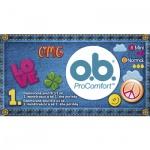 O.B. ProComfort Mini + Normal tampony, 2 × 8 ks
