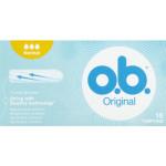 O.B. Original Normal tampony, 16 ks