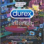 Durex Intense Emoji kondomy, 3 ks