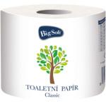 Big Soft Clasic 1000 2vrstvý toaletní papír, 1000 útržků v roli, 1 role
