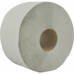 Jumbo 1vrstvý toaletní papír, šířka role 190 mm, šedý, balení 6 rolí